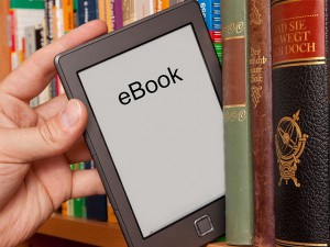 book into an ebook, convert book to ebook