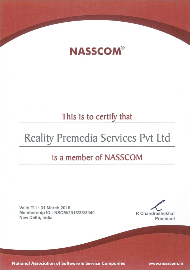 NASSCOM listed companies in Pune