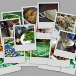 Image processing for cookbook and food