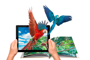 Augmented Reality Development For Publisher