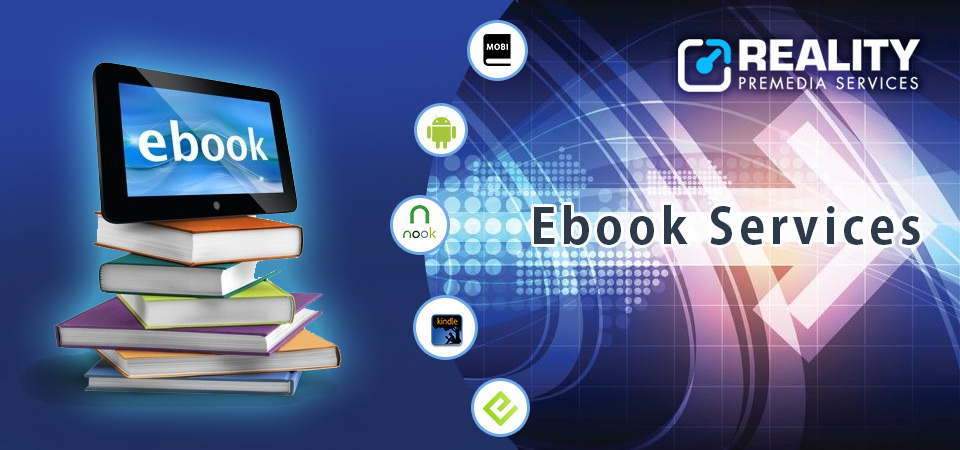 eBook conversion companies in india