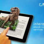 Interactive e-book conversion Services