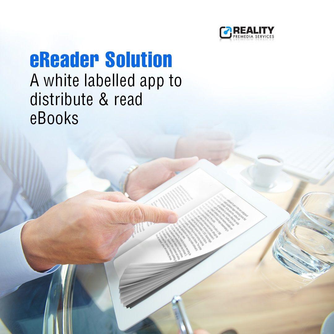 eBook reader application