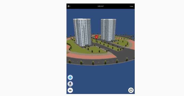 Augmented Reality for Real-Estate Services - Reality Premedia