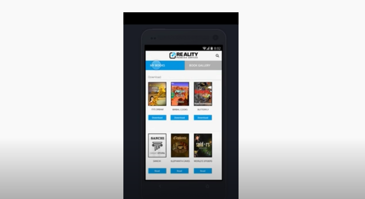 eReader Application Solutions - Reality Premedia