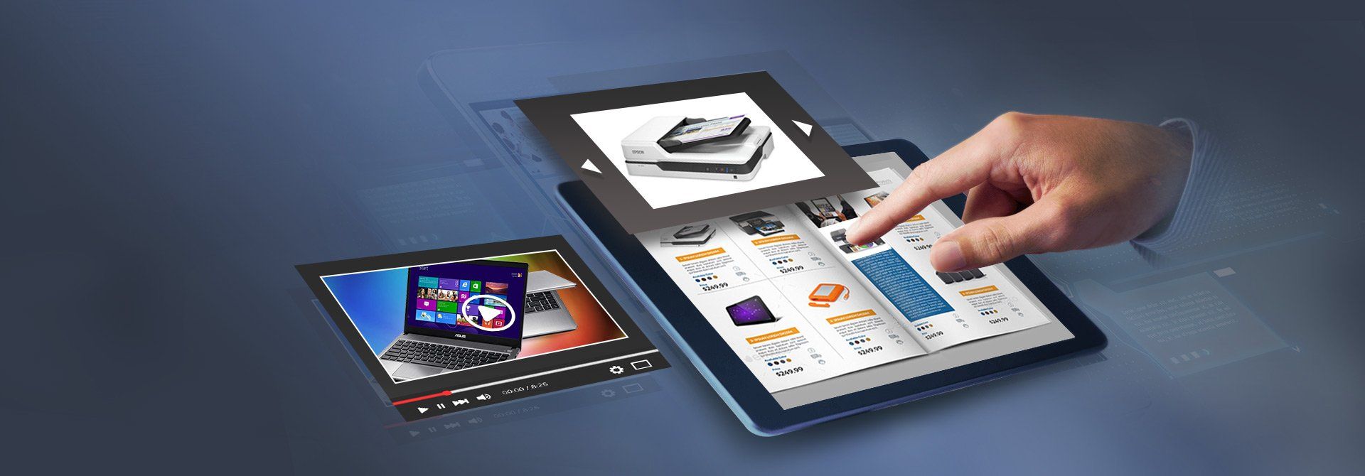 Digital Catalog design